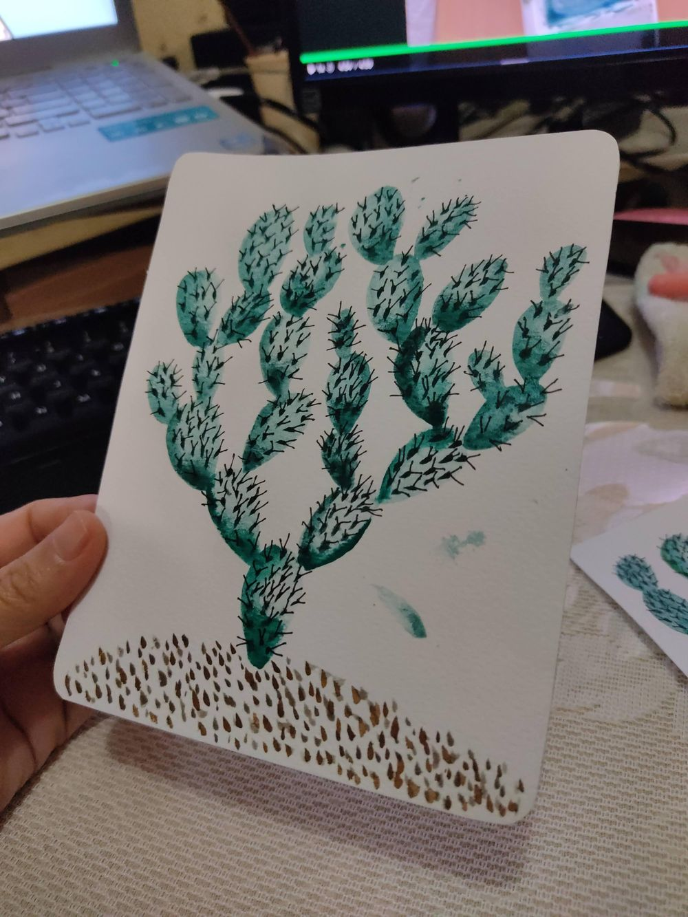Cactus - Laura - image 1 - student project