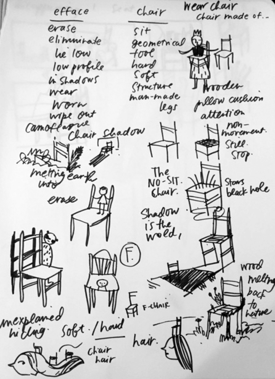efface / chair - image 1 - student project