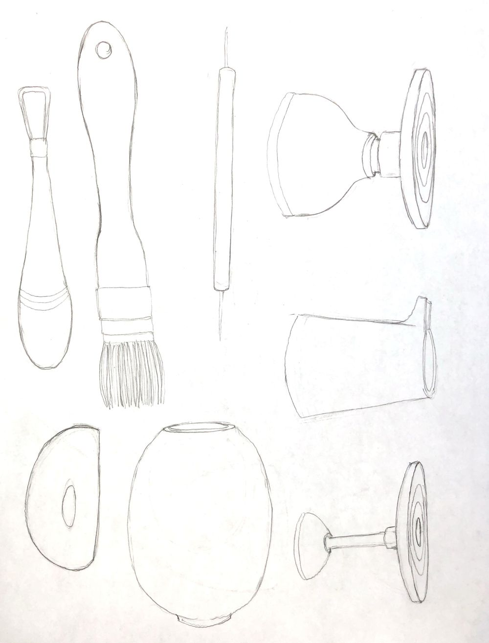 Inky Clay Tools - image 1 - student project