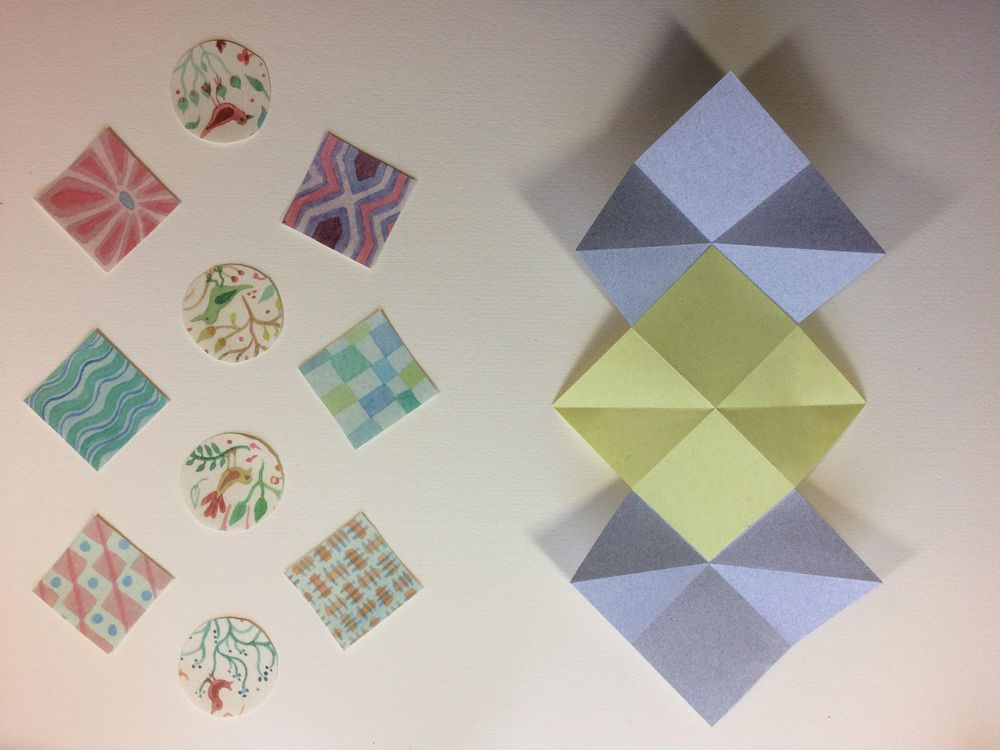 Pattern Play Books - image 3 - student project