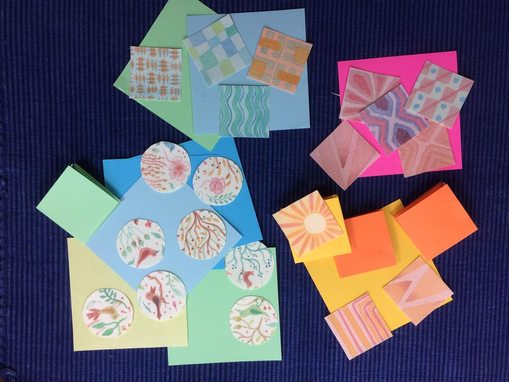 Pattern Play Books - image 2 - student project