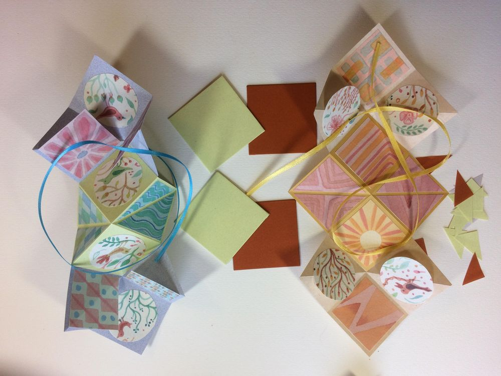 Pattern Play Books - image 5 - student project