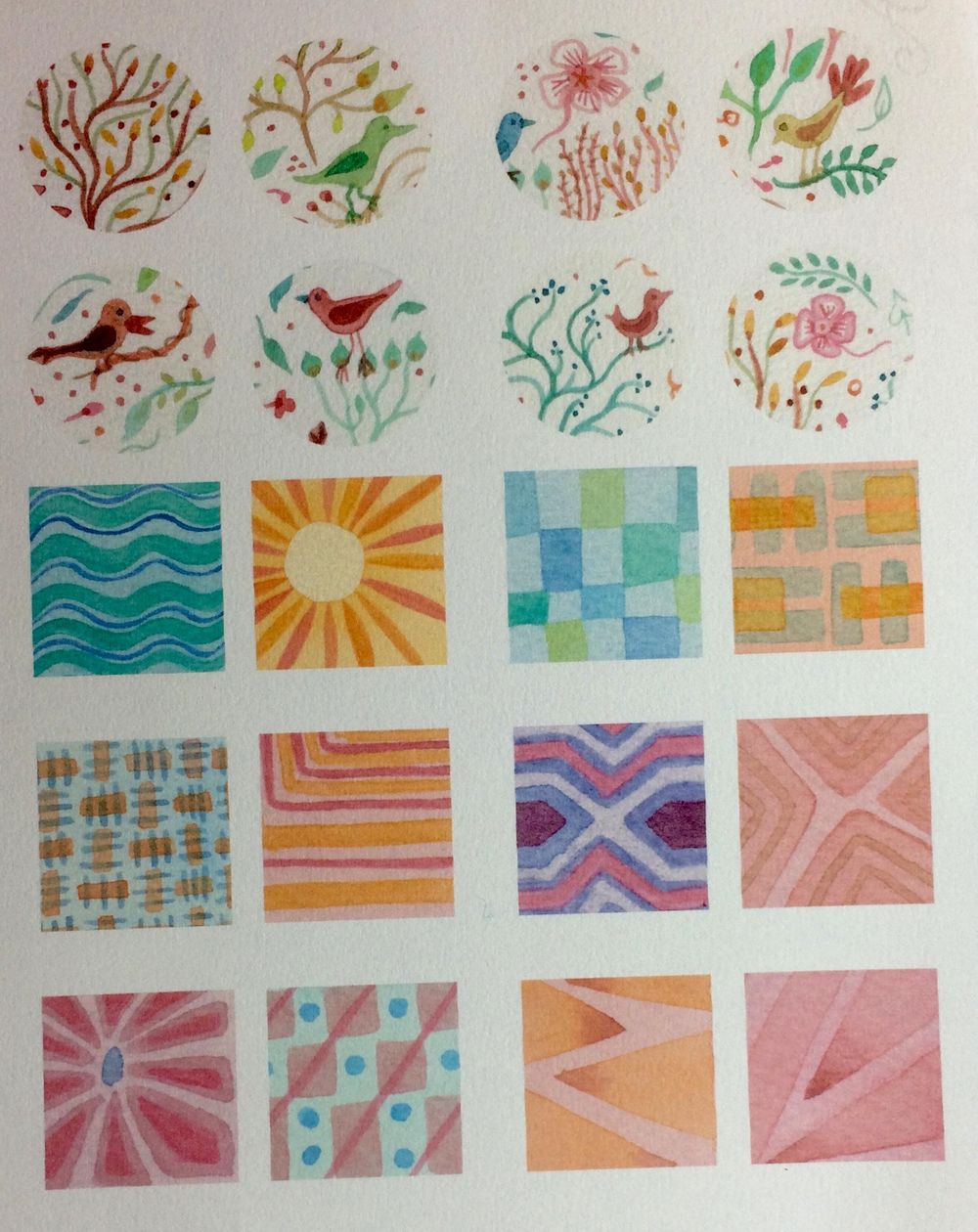 Pattern Play Books - image 1 - student project