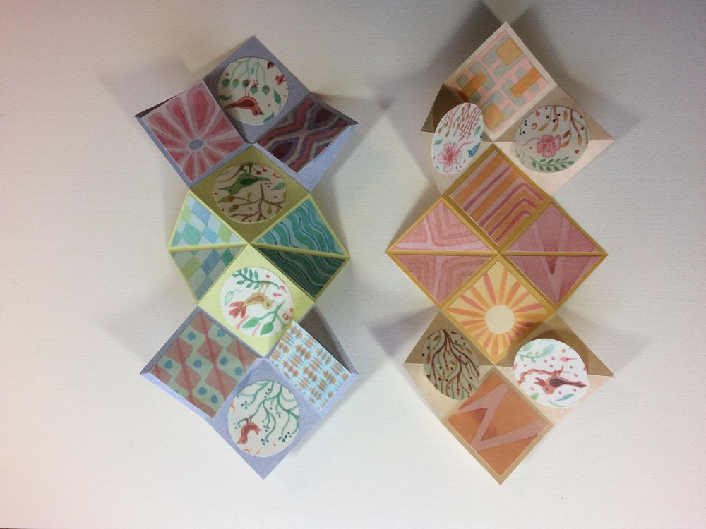 Pattern Play Books - image 4 - student project