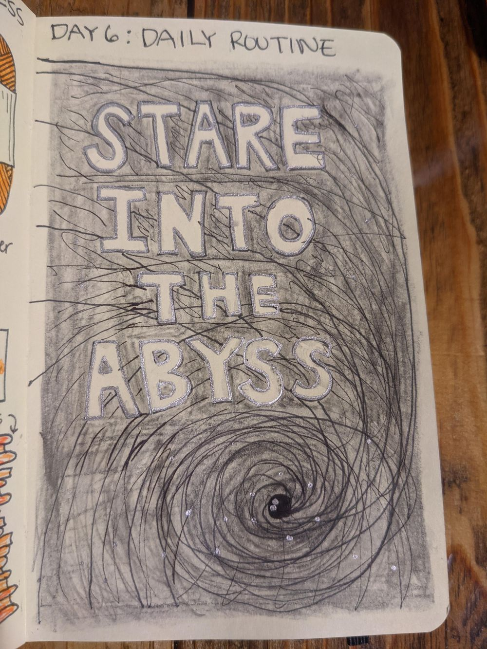 tessa (illustrated journaling 14-day) - image 6 - student project