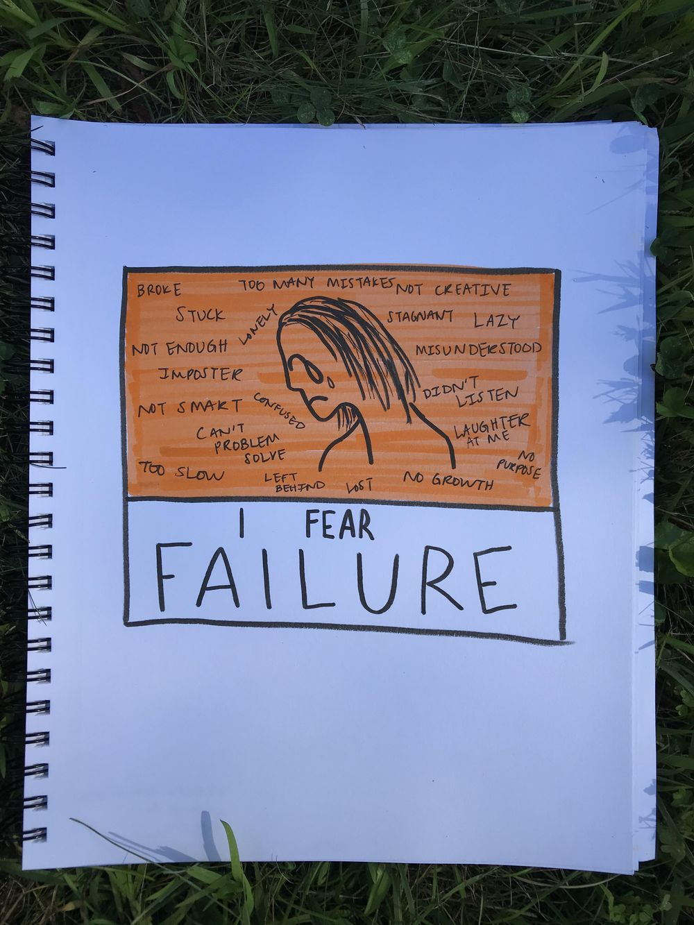 Visual Journaling - image 4 - student project