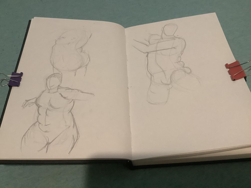 Stretch, squash and Twist - image 3 - student project