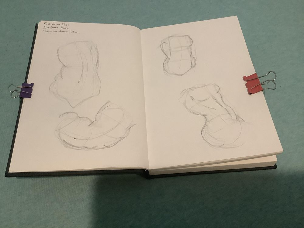 Stretch, squash and Twist - image 2 - student project