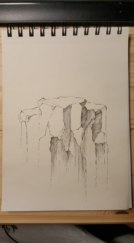 Fineliner Drawing - image 3 - student project