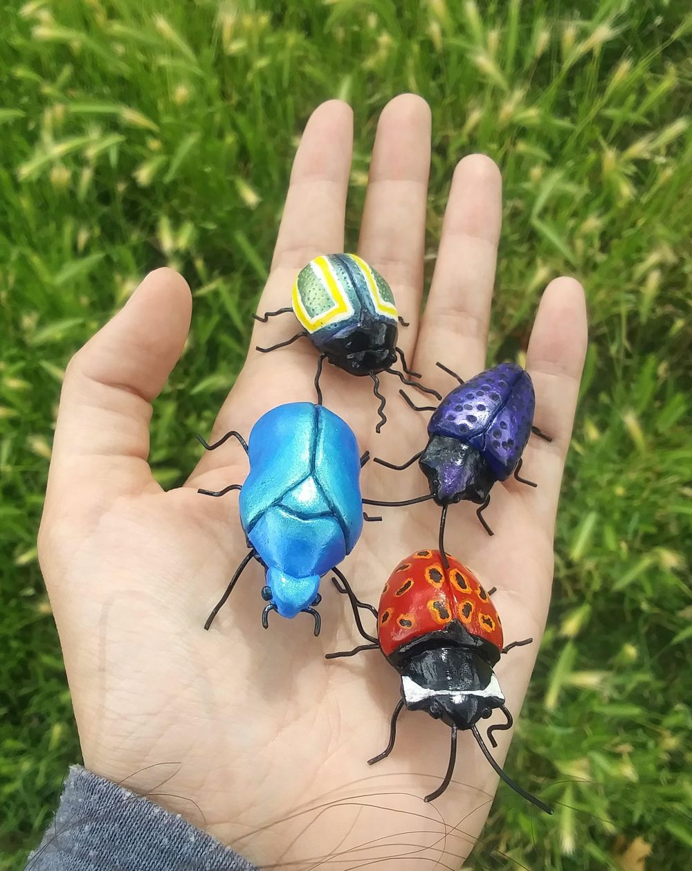 Beetles - image 1 - student project