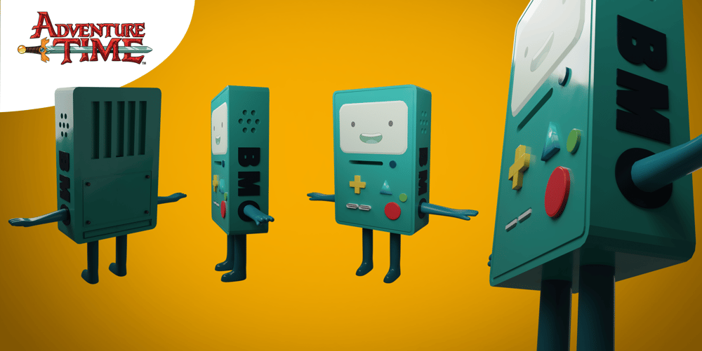 BMO - image 1 - student project