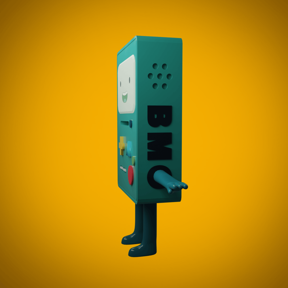 BMO - image 4 - student project