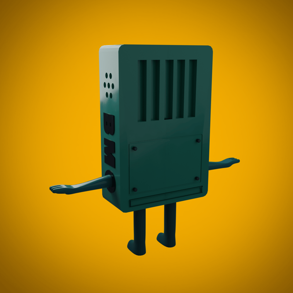 BMO - image 3 - student project