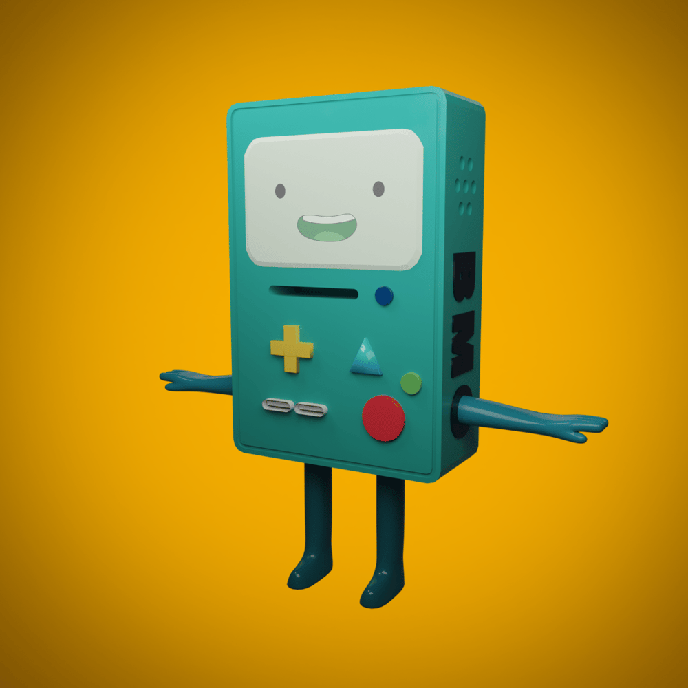 BMO - image 2 - student project