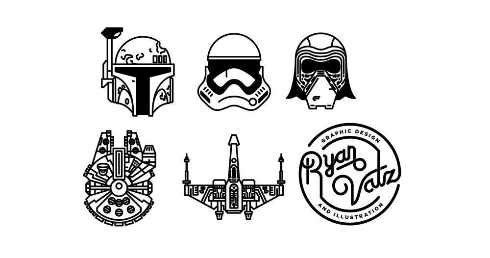 STAR WARS! and stuffs... - image 4 - student project