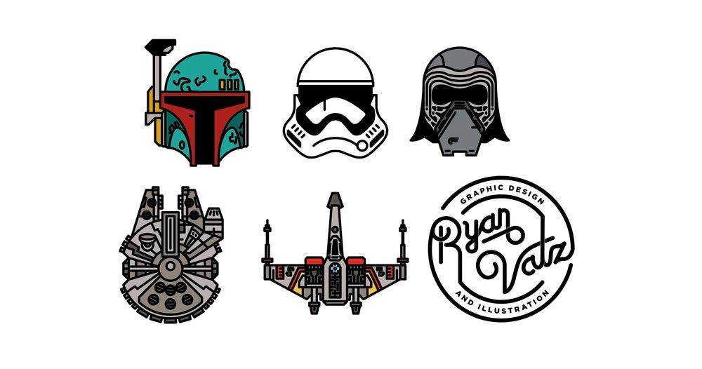 STAR WARS! and stuffs... - image 5 - student project