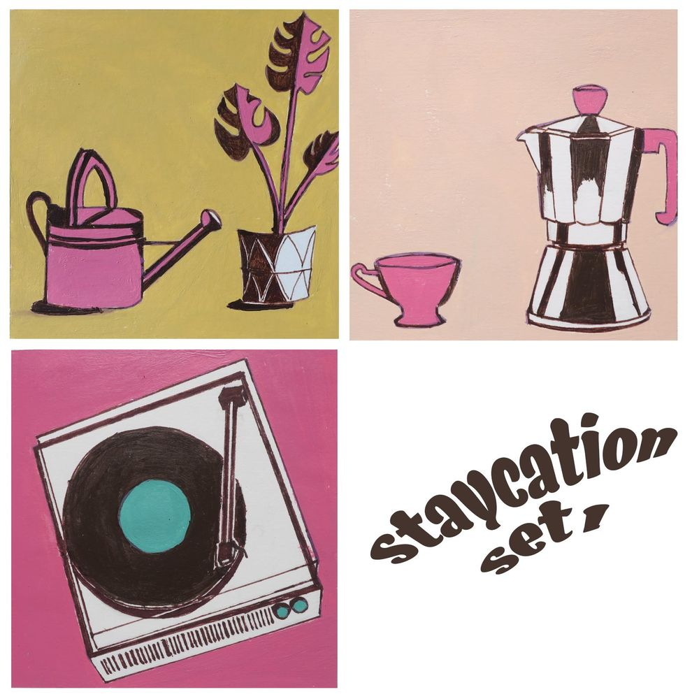 Staycation - image 1 - student project