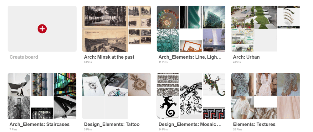 Bring your Pinterest to life - image 1 - student project