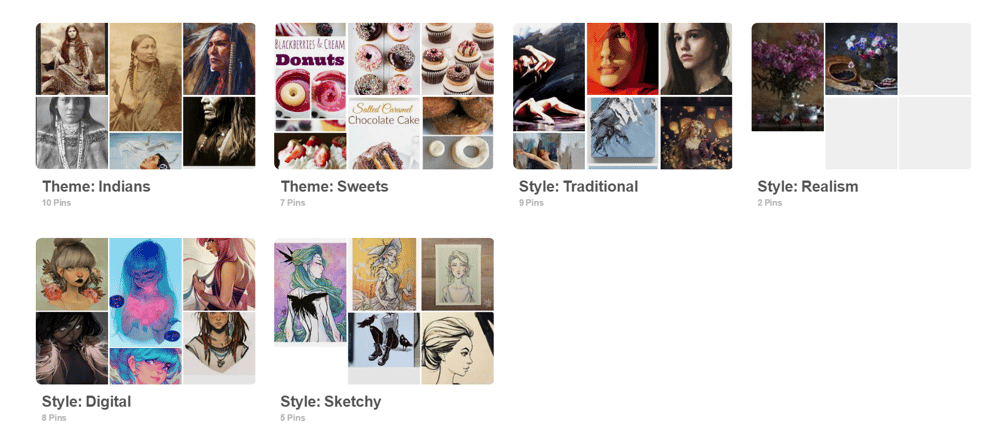Bring your Pinterest to life - image 3 - student project