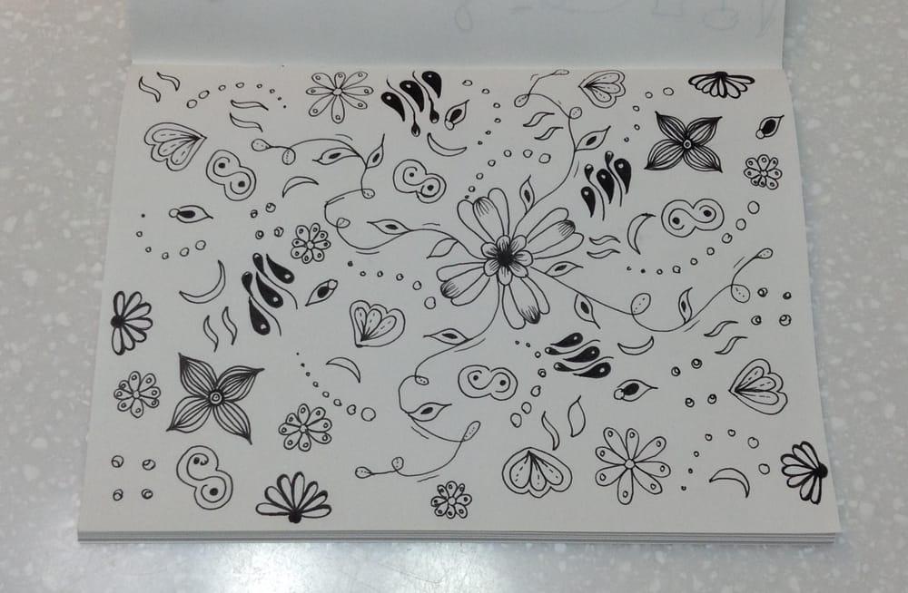 Shape Drawings and Mandala - image 3 - student project
