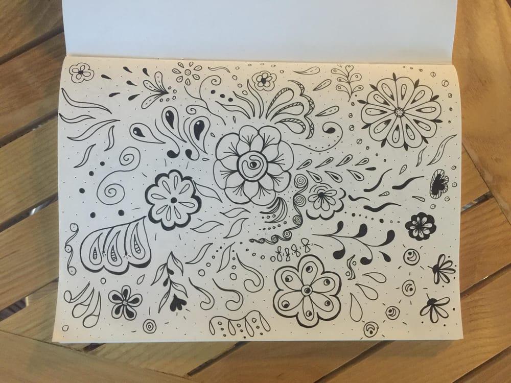 Shape Drawings and Mandala - image 1 - student project