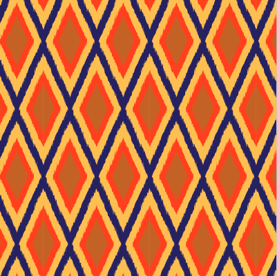 My Ikat - image 1 - student project