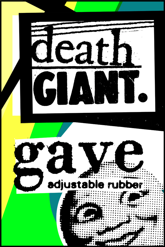 Death Giant - image 1 - student project