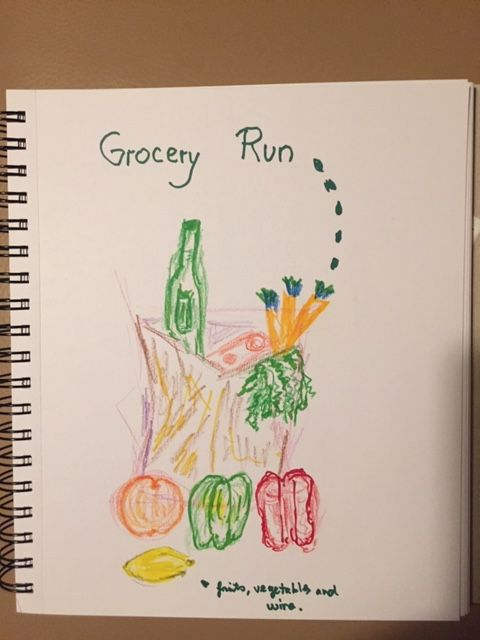 illustrated Journaling - image 10 - student project
