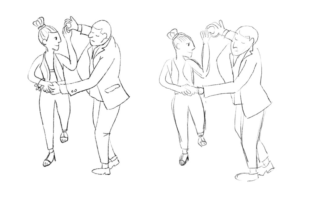 Dancing! - image 2 - student project