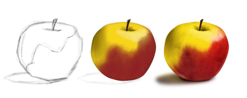 The Apple - image 1 - student project