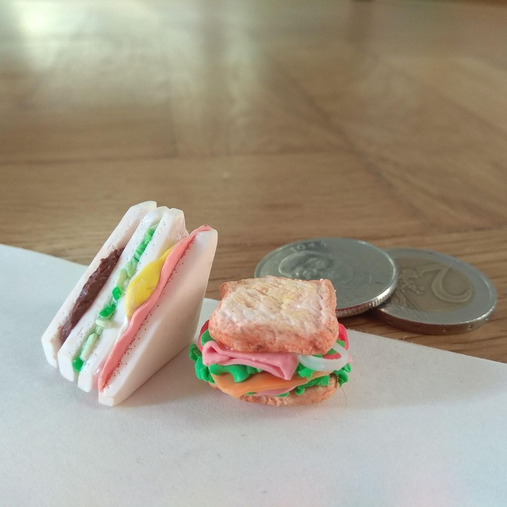 3 types of sandwiches - image 1 - student project