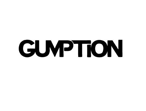 Gumption - image 1 - student project