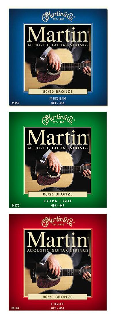 Martin Guitar Strings Packaging Refresh - image 1 - student project