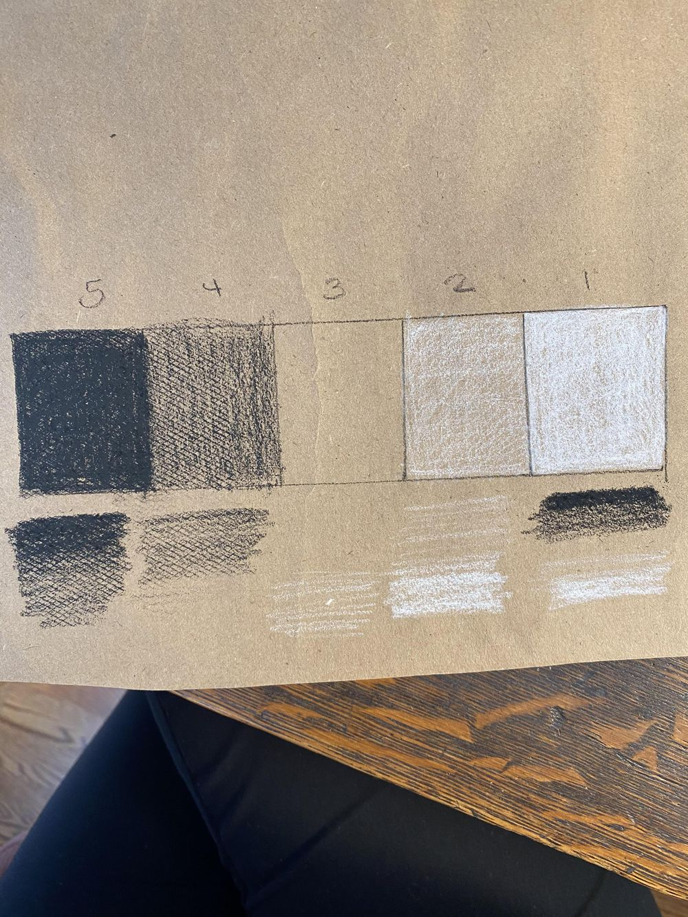 Value Scales and Gradation - image 2 - student project