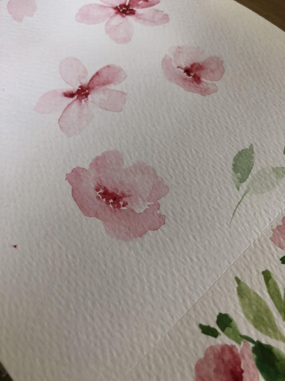 Floral Practice - image 2 - student project