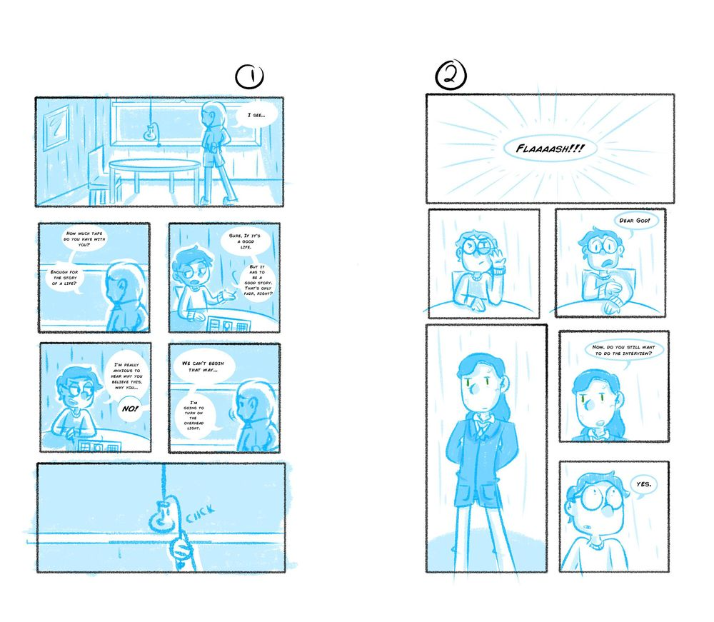 Interview With The Vampire - image 2 - student project
