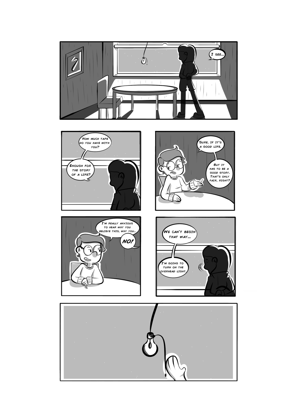 Interview With The Vampire - image 5 - student project