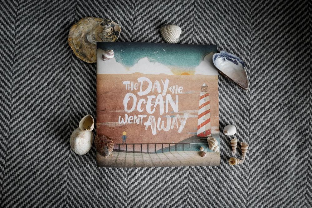 Flat Lay Project - The Day The Ocean Went Away - image 3 - student project