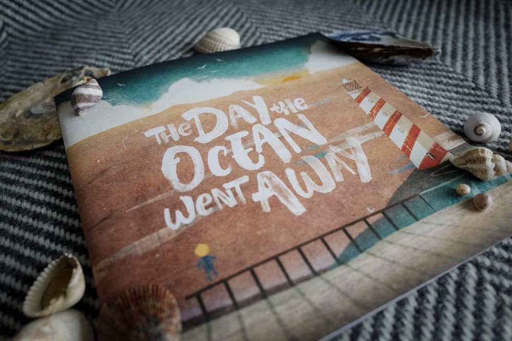 Flat Lay Project - The Day The Ocean Went Away - image 2 - student project