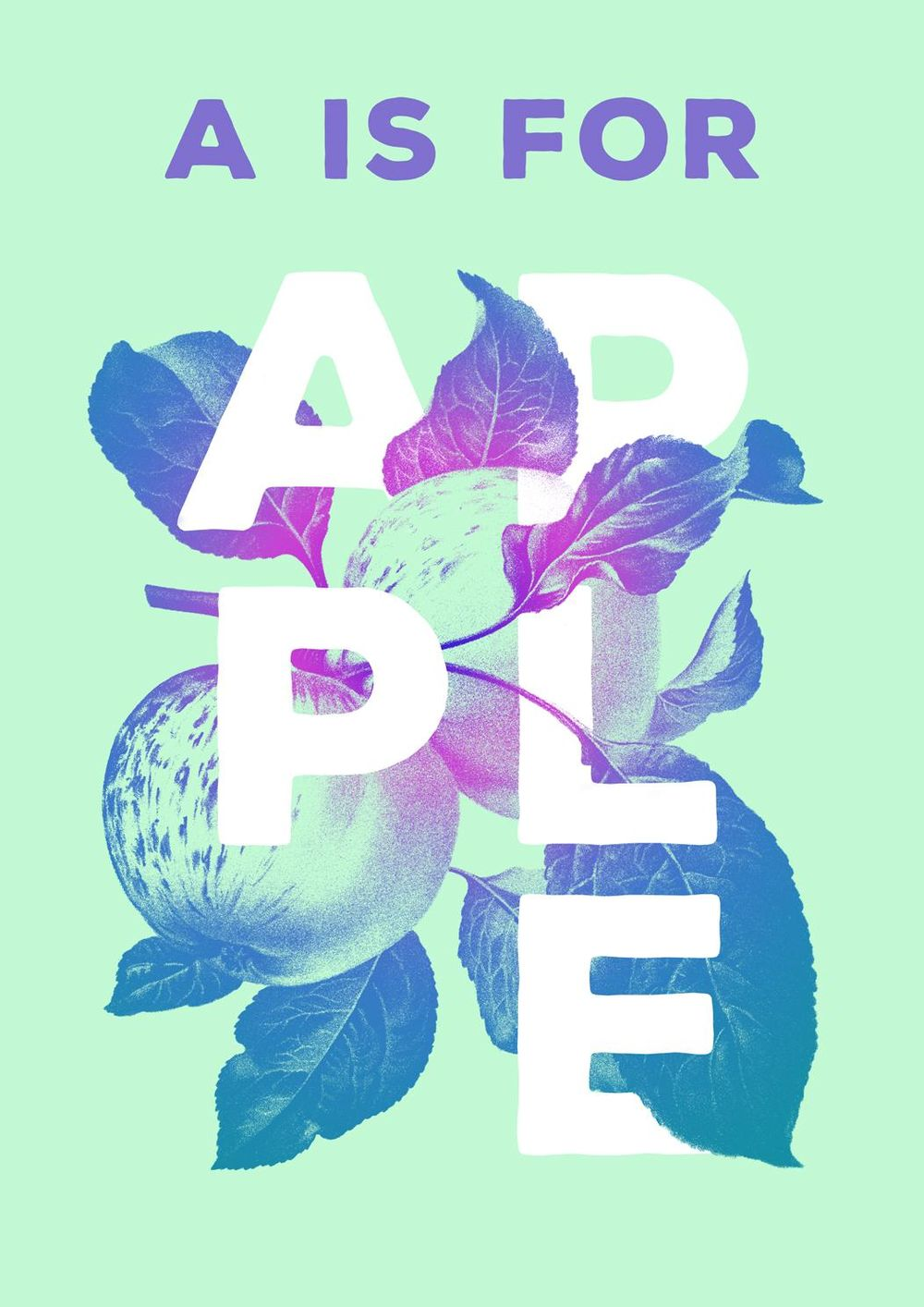 A is for Apple - image 1 - student project