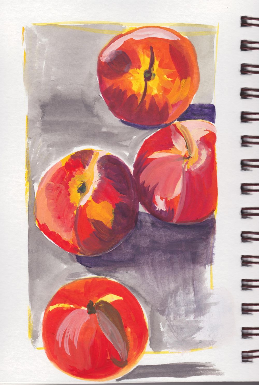 Using gouache - image 2 - student project