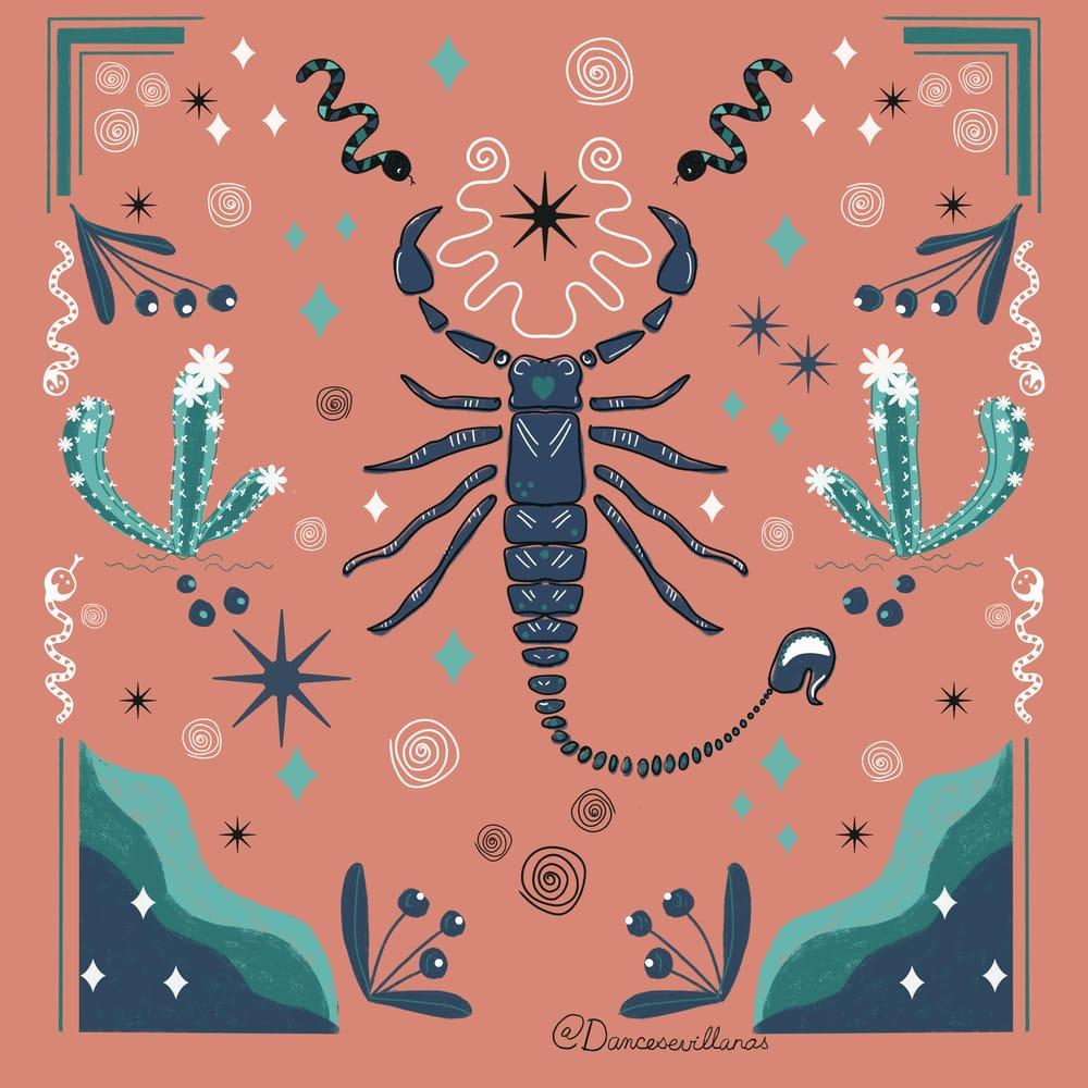 Scorpion - image 5 - student project
