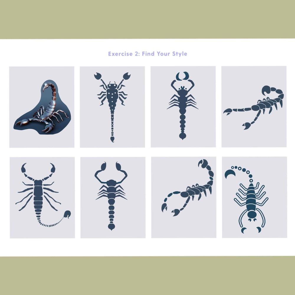 Scorpion - image 4 - student project