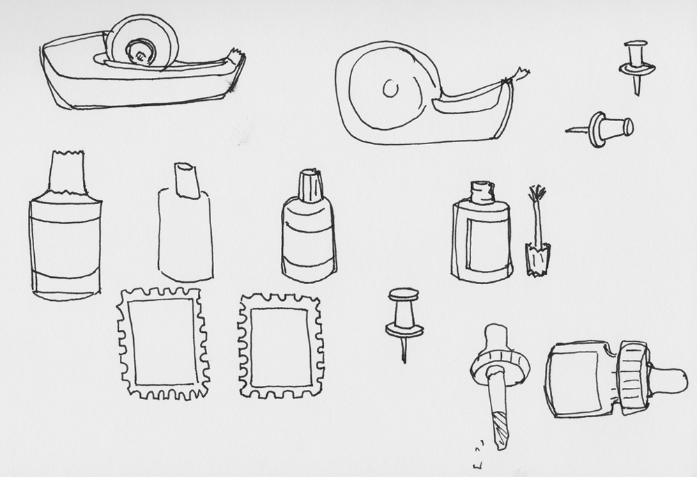 Tools of the Writer's Trade - image 1 - student project