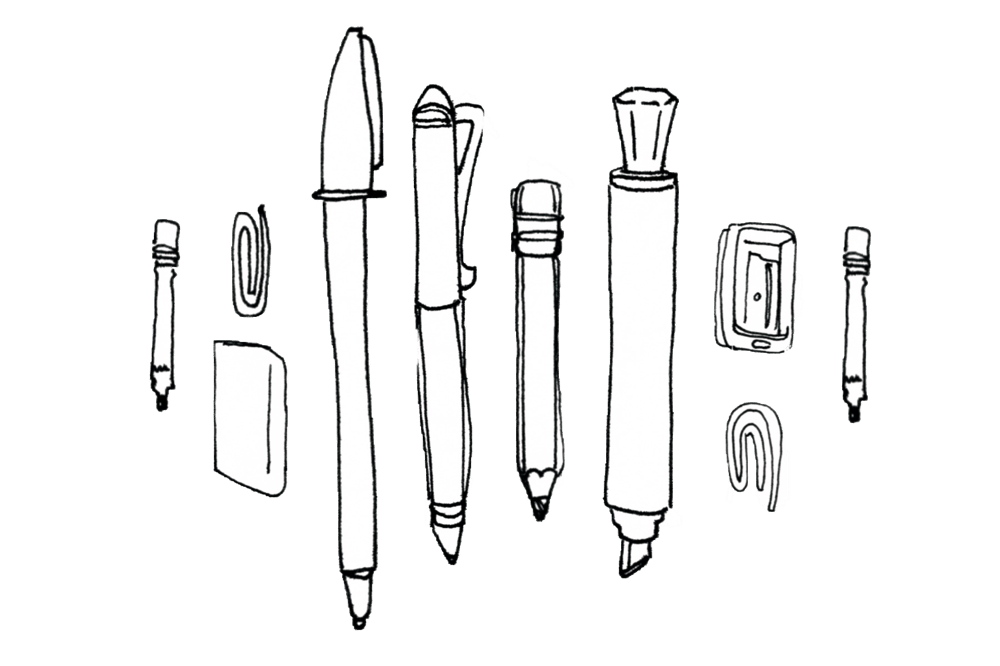 Tools of the Writer's Trade - image 5 - student project