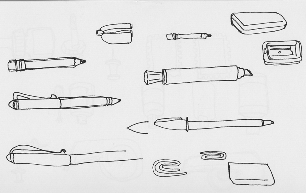 Tools of the Writer's Trade - image 2 - student project