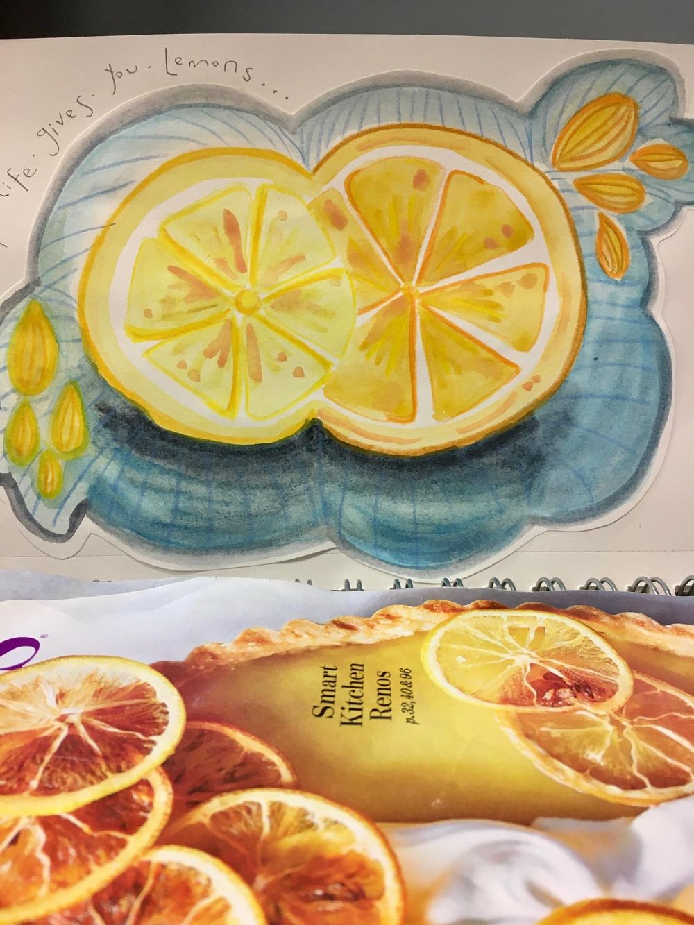 Sonia's Magic Sketchbook - image 2 - student project