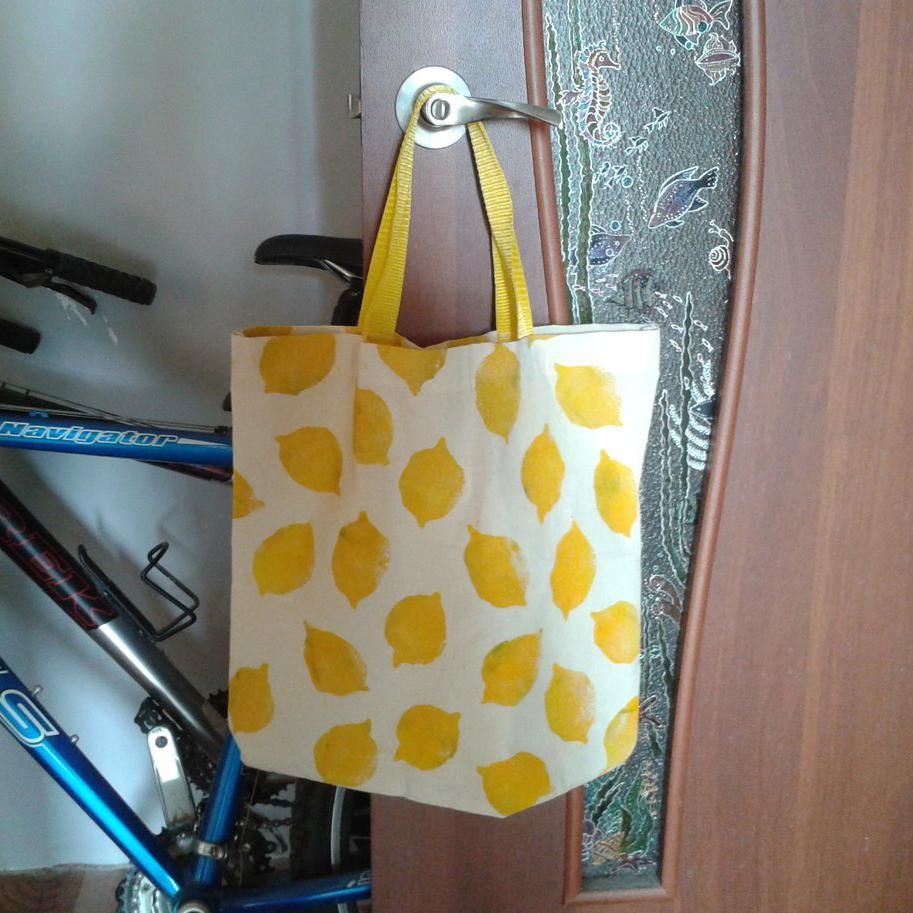 Shopping bags - image 8 - student project