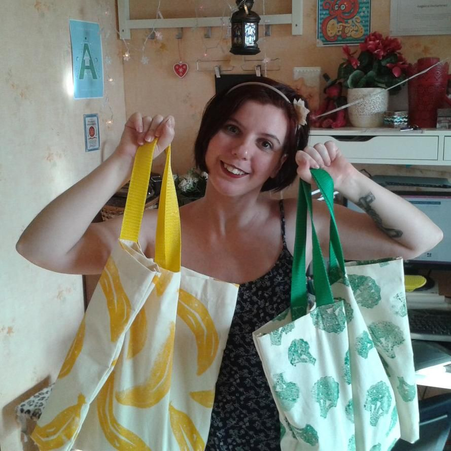 Shopping bags - image 9 - student project