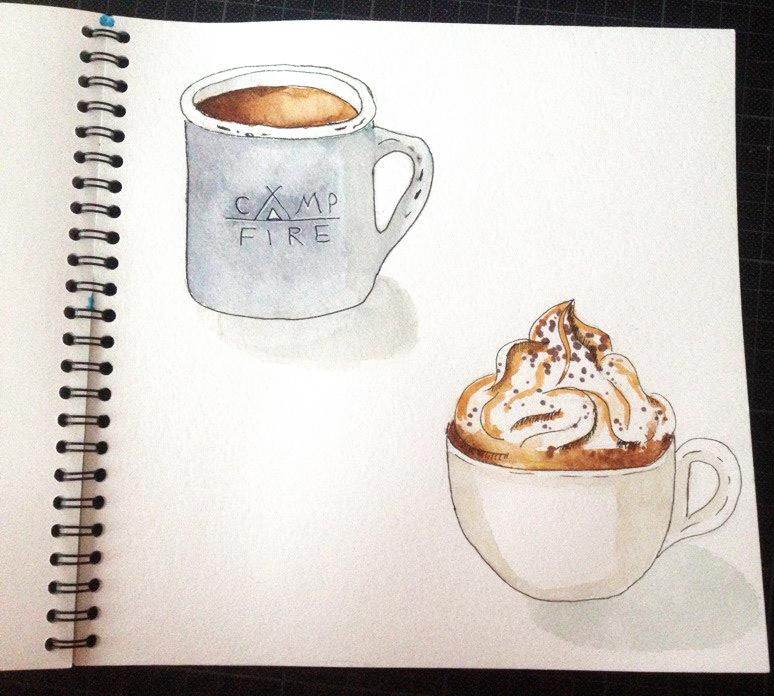 Coffee  - image 3 - student project